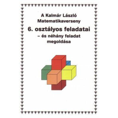 Kalmár László matematikaverseny 6.o