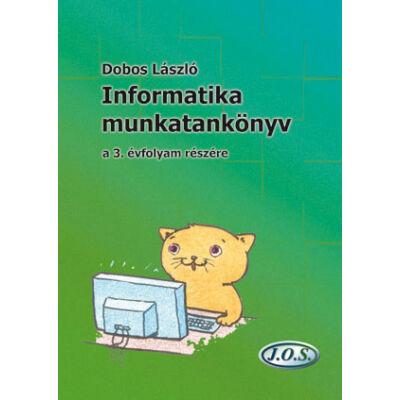 Informatika munkatankönyv a 3. évfolyam részére