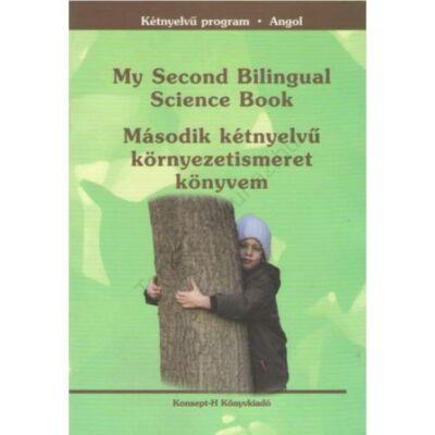My Second Bilingual Science Book – Második kétnyelvű környezetismeret könyvem