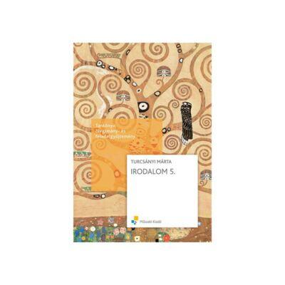 Irodalom 5. tankönyv – Olvasmány- és feladatgyűjtemény