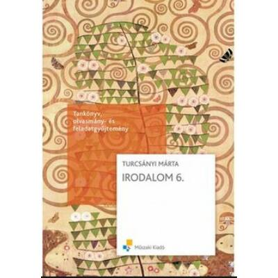 Irodalom 6. tankönyv – olvasmány- és feladatgyűjtemény