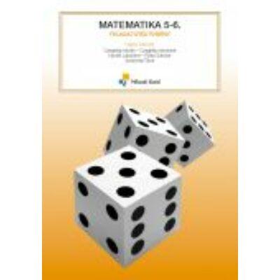 Matematika feladatgyűjtemény 5-6. oszt.