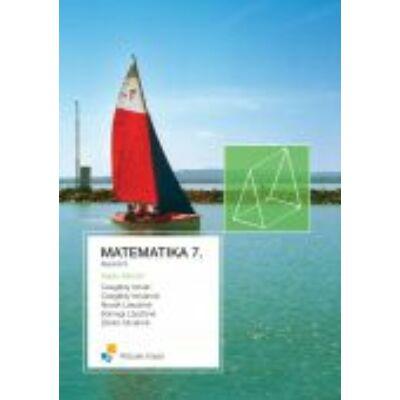 MATEMATIKA 7. TANKÖNYV; Alapszint;(2007-ben átdolgozott)