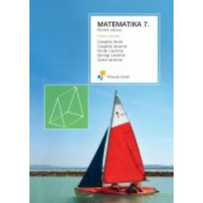 Matematika 7. Tankönyv, bővített változat (keménytáblás) - átdogozott
