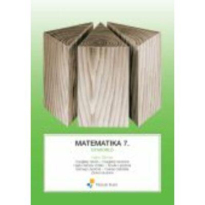 MATEMATIKA 7. GYAKORLÓ;(2007-ben átdolgozott)
