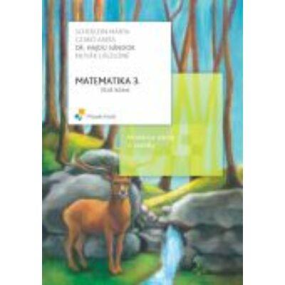 MATEMATIKA 3. TANKÖNYV, első kötet; (2008-ra átdolgozott)