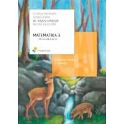 MATEMATIKA 3. TANKÖNYV, második kötet; (2008-ra átdolgozott)