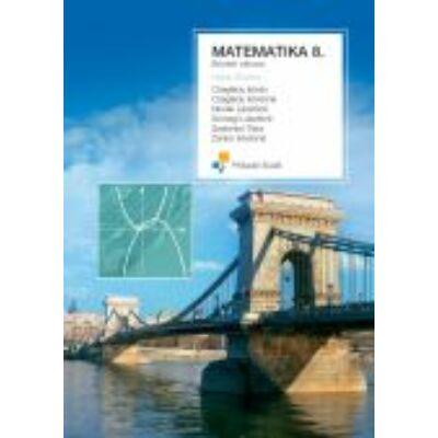 Matematika 8. Tankönyv, bővített változat keménytáblás (átdolgozott)