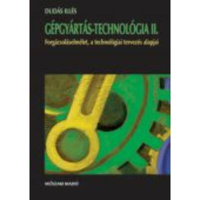 Gépgyártás-technológia II.