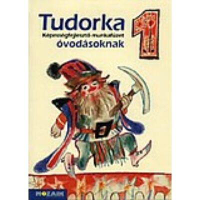 TUDORKA 1. - Képességfejlesztő mf. óvodásoknak