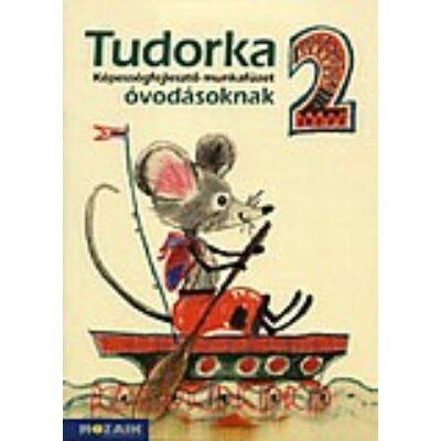 TUDORKA 2. - Képességfejlesztő mf. óvodásoknak