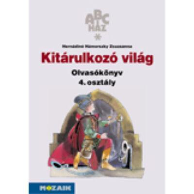 ABC-ház Kitárulkozó világ olvasmánygyűjtemény 4.o.