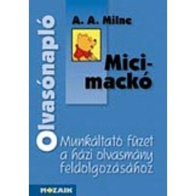 Micimackó - Olvasónapló