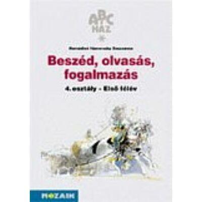 ABC-ház Beszéd, olvasás munkafüzet 4.o. I.
