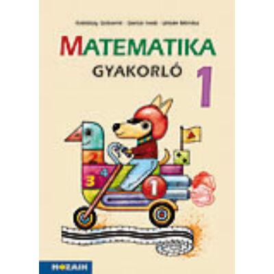Integrált matematika gyakorló 1.o.