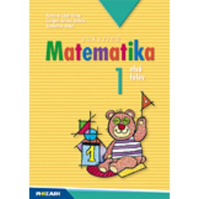 Sokszínű matematika - Munkatankönyv 1.o. I. félév