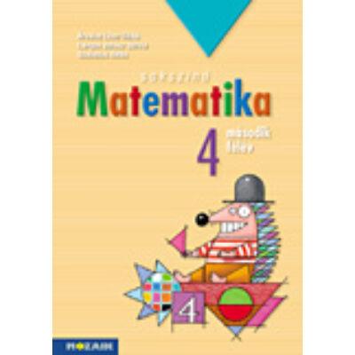 Sokszínű matematika - Munkatankönyv 4.o. II. félév