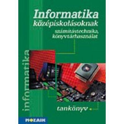 Informatika középiskolásoknak tankönyv