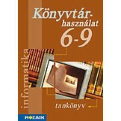 Informatika - Könyvtárhasználati ismeretek 6-9.o.