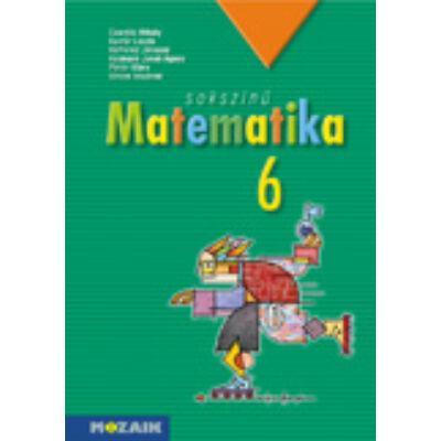 Sokszínű matematika 6. tankönyv