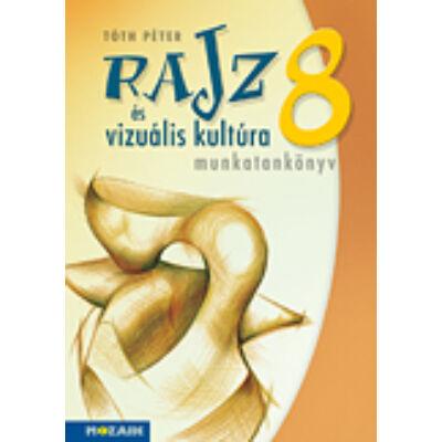 Rajz és vizuális kultúra munkatankönyv 8.o.