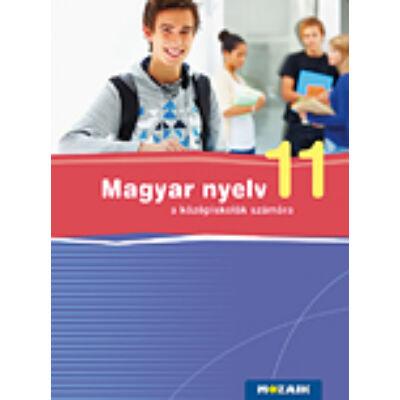 Magyar nyelv - tankönyv 11. o.