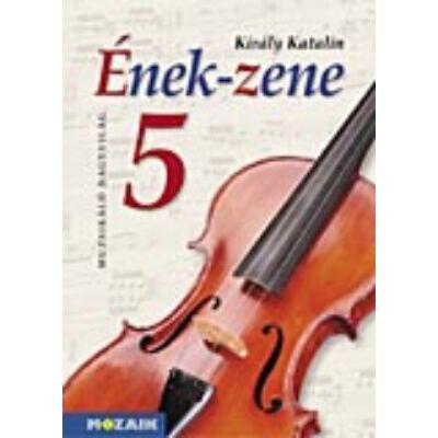 Ének-zene tankönyv 5.o.
