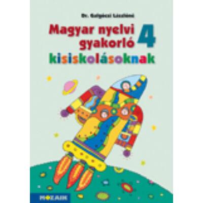 Magyar nyelvi gyakorló kisiskolásoknak 4.o.