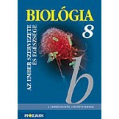 Biológia 8. - Az ember szervezete és egészsége tk.