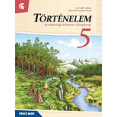 Történelem tankönyv 5.o.