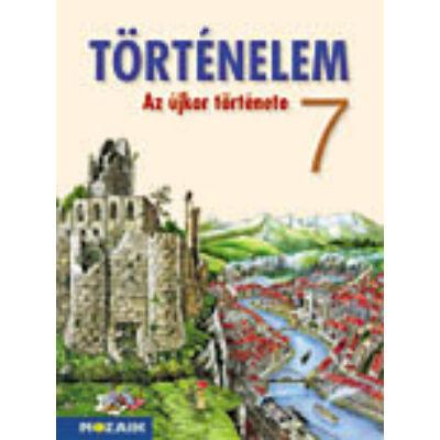Történelem tankönyv 7.o.