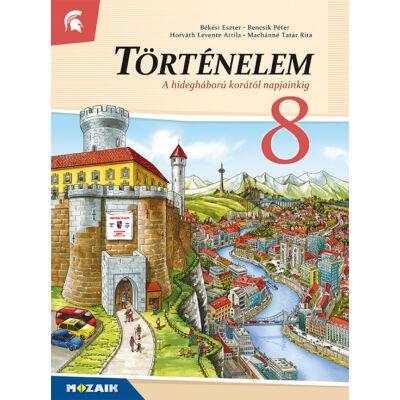Történelem tankönyv 8.o.