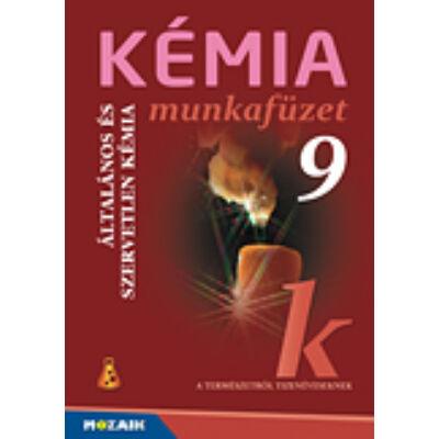 Kémia 9. - Általános és szervetlen kémia mf.