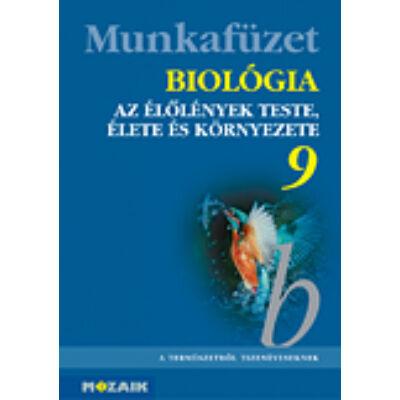 Biológia 9. munkafüzet