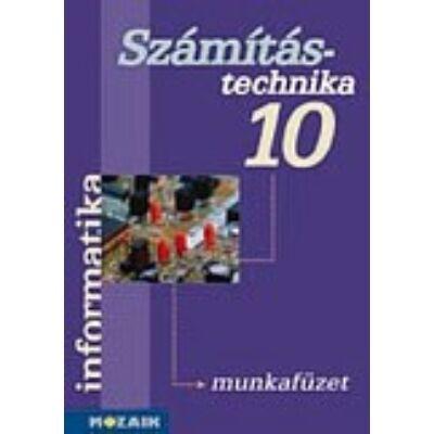 Számítástechnika munkafüzet 10.o.