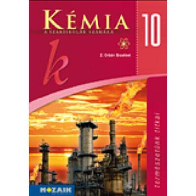 Kémia a szakiskolák számára 10. o. tankönyv