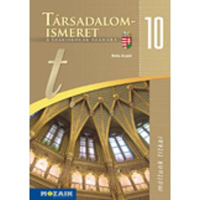 Társadalomismeret a szakiskolák számára 10.o. tk.