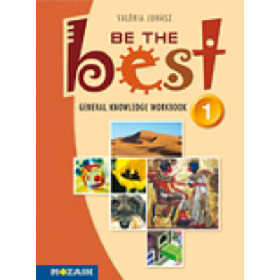 Be The Best 1. - Műv. feladats. angol 10-14 év.