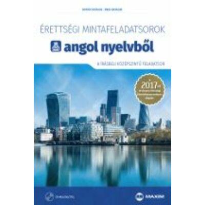 Érettségi mintafeladatsorok angol nyelvből (8 írásbeli középszintű feladasor) CD-melléklettel (MX-1100)
