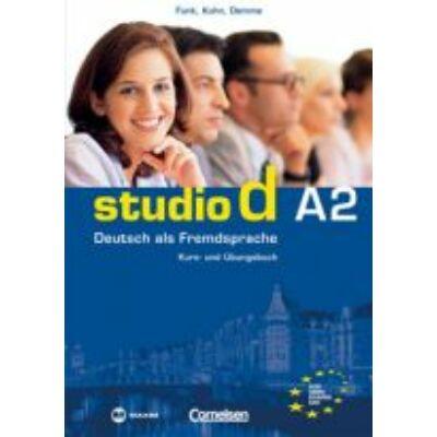 studio d A2 Kurs- und Übungsbuch + CD - Neue