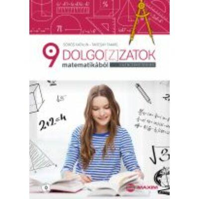 Dolgo[z]zatok matematikából kilencedikeseknek (CD melléklettel) (MX-441)