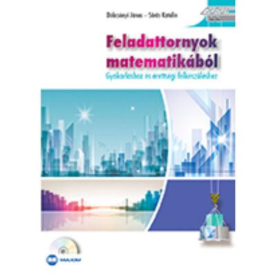 Feladattornyok matematikából (Gyakorláshoz és érettségi felkészüléshez) (MX-556)