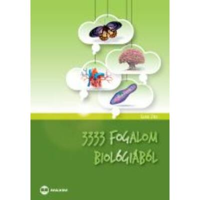 3333 fogalom biológiából (MX-602)