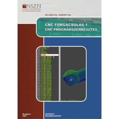 CNC forgácsolás 1. Programszerkesztés