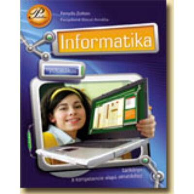 Nyolcadikos informatika tankönyv