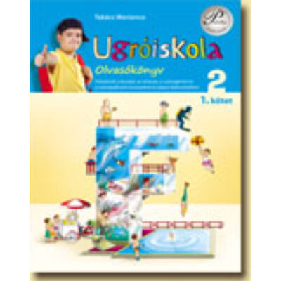 Ugróiskola – Olvasókönyv 2. osztály 1. kötet