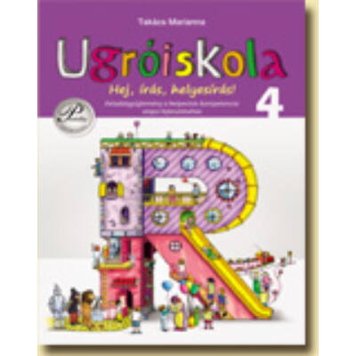 Ugróiskola – Hej, írás, helyesírás! 4. osztályÁbécéskönyv