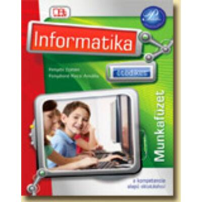 Ötödikes informatika munkafüzet