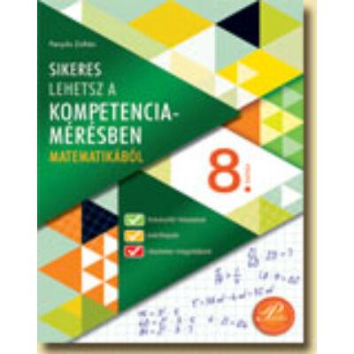 Sikeres lehetsz a kompetenciamérésben 8. -  szövegértés