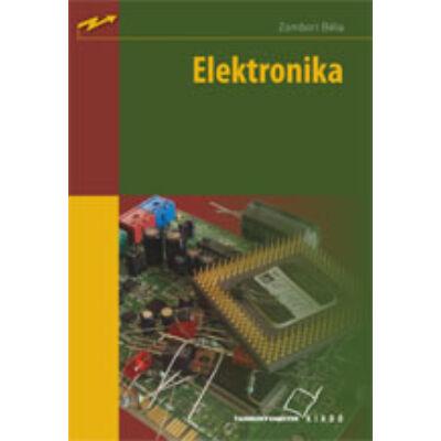 Elektronika (kompetencia alapú, hivatalos tankönyv)